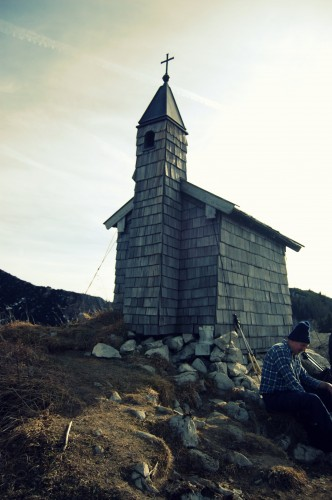 Chapel on top of the Mountain